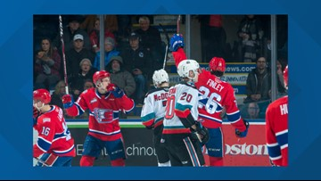 Spokane Chiefs finish the month of January, begin February through the B.C. Division