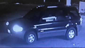 Vehicle of interest seized in connection to Hayden hit-and-run