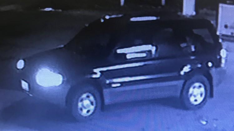 Driver leaves scene after running over Hayden man at gas station