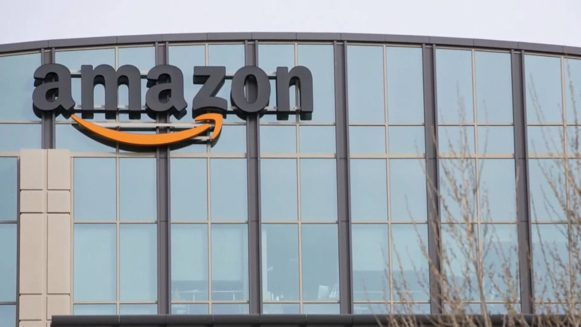 Woman who got $34K tax form from Amazon: 'I've never sold anything'