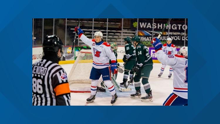 CHIEFS BLOG: Spokane starts final homestand of season with games vs. Tri City, Seattle, Everett