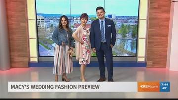 Macy's Wedding Fashion Preview