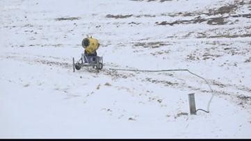 No snow? No problem, Schweitzer Mountain Resort makes its own