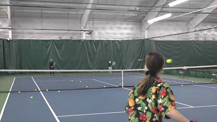 'It's heartbreaking': Spokane tennis club forced to lay off entire staff
