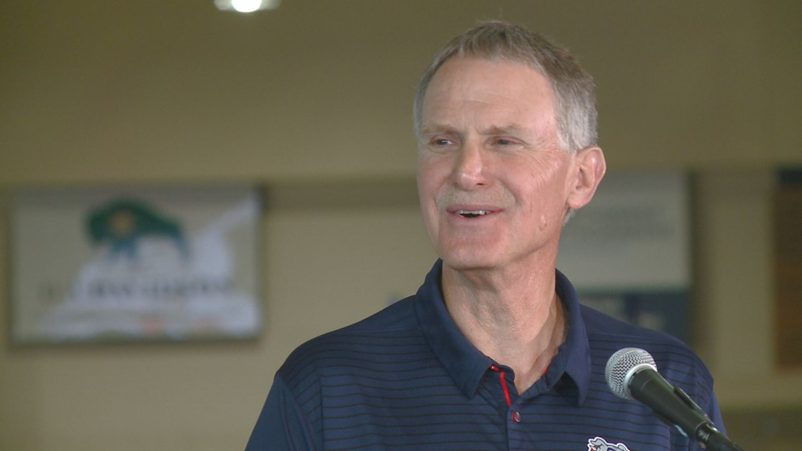 'I've literally put in half of my life here': Gonzaga AD Mike Roth ready for retirement