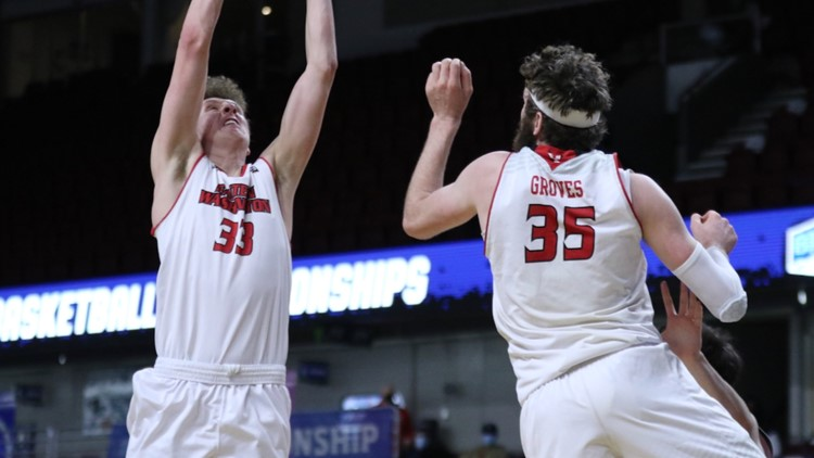 EWU's Groves brothers dominate Montana in Big Sky semifinal