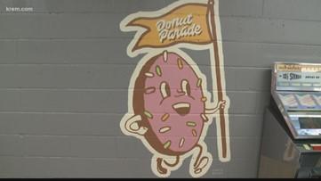Donut Parade donating profits to organizations helping Spokane businesses