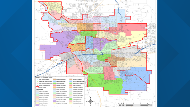Spokane Public Schools hosts community forum on proposed boundary changes