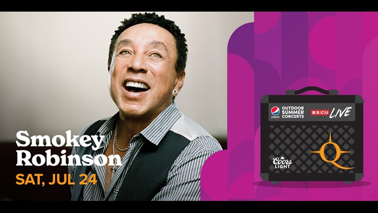 Win Tickets to see Smokey Robinson at Northern Quest Resort & Casino!