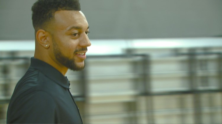 Nigel Williams-Goss prepares for life in the NBA