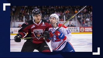 Chiefs Blog: Recap of first two games of West Coast Conference finals at Vancouver