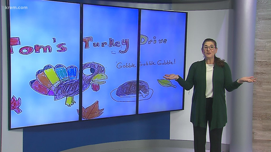 What to know about 2021 Tom's Turkey Drive T-Shirt Contest
