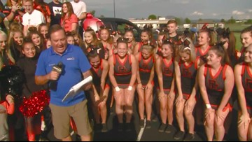 Tom's Tailgate Forecast at Post Falls High School at 5 p.m. Aug. 30, 2019