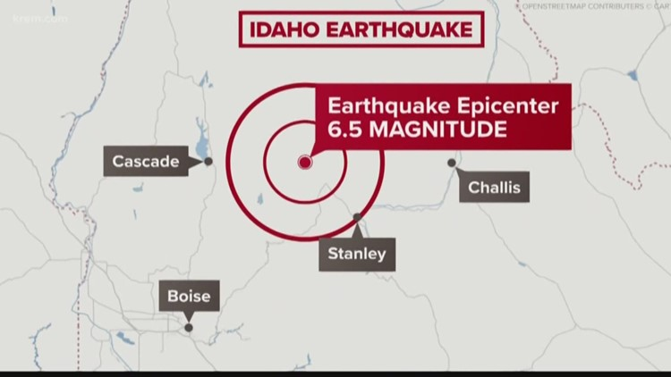 Why earthquakes in Idaho are more common than you might think