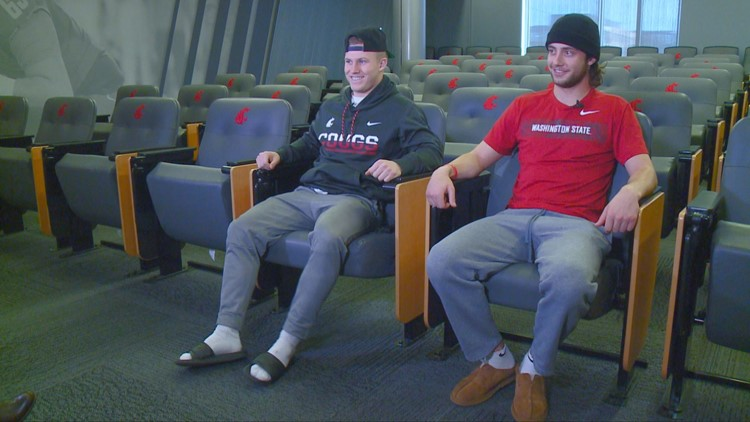 WSU's dynamic duo: Anthony Gordon and Max Borghi