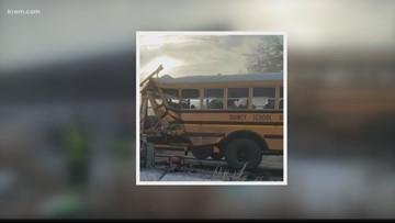 Tour bus driver killed in Quincy school bus crash