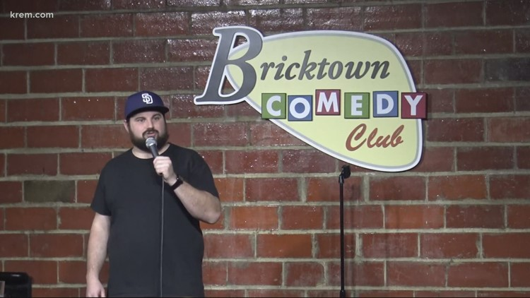 Stand-up comedy returns to Spokane with packed opening weekend