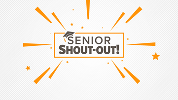 Class of 2020: Submit your Senior Shout-Out