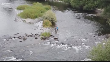 Spokane River cleanup brings out a large crowd to conserve the environment