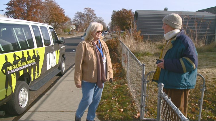 Nonprofit needs drivers to take Spokane, Sandpoint veterans to appointments
