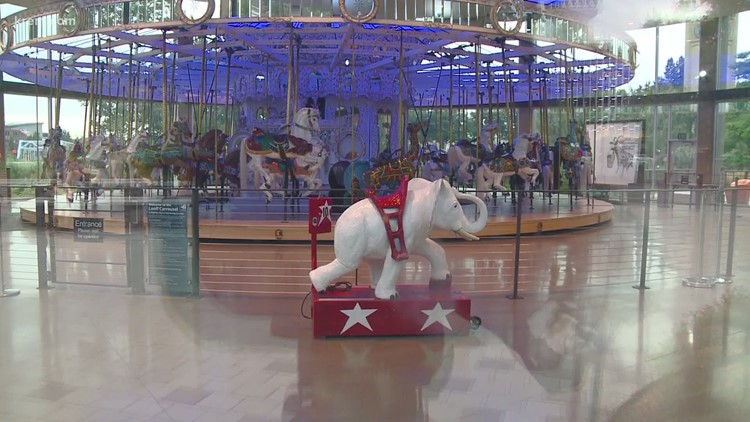 Looff Carrousel in Spokane's Riverfront Park to reopen March 1