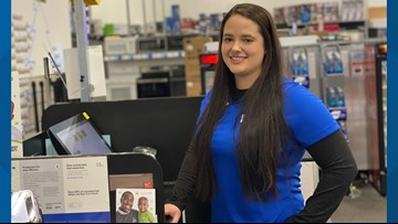 'It all happened so fast': Spokane Best Buy employee saves customer's life on Thanksgiving