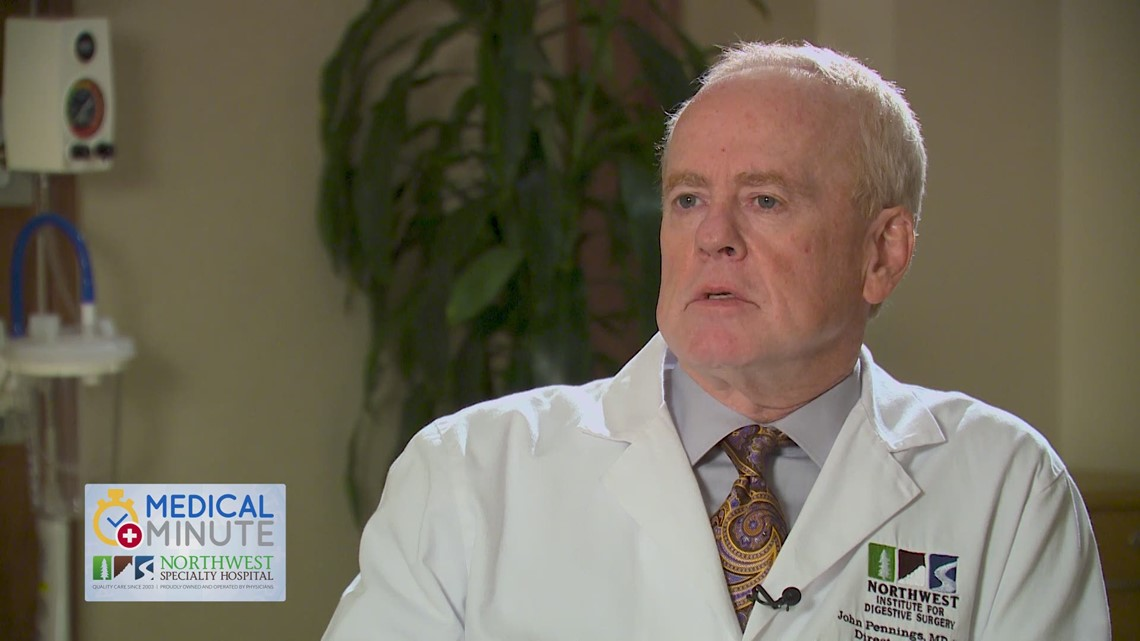 Dr. Pennings talks weight loss surgery and post-op treatment