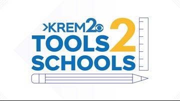 KREM 2's Tools 2 Schools: Impacting kids in our community