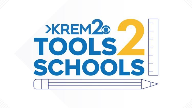 KREM 2's Tools 2 Schools: Impacting kids in our community