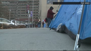 Explainer: How candidates for Spokane Mayor plan to tackle homelessness