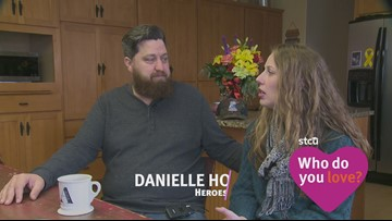 November Who Do You Love Winner: Heroes Homestead