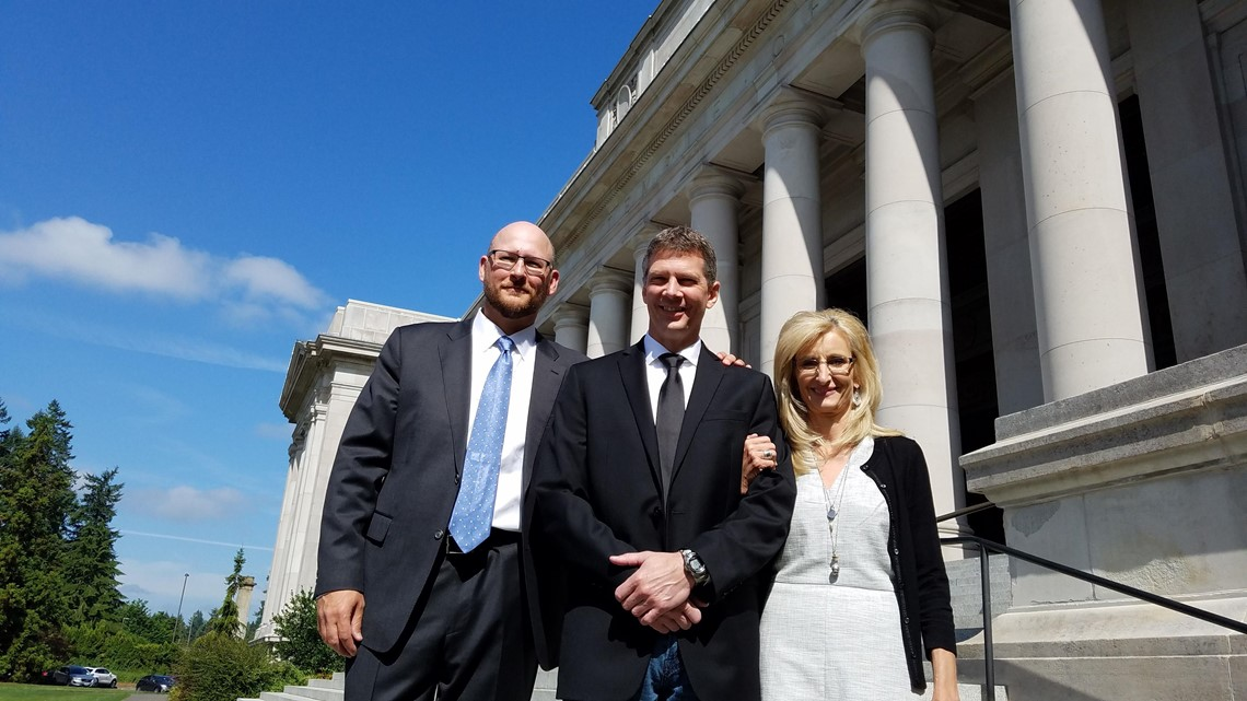 Former Spokane Valley firefighter who used work email for religious group wins Supreme Court case