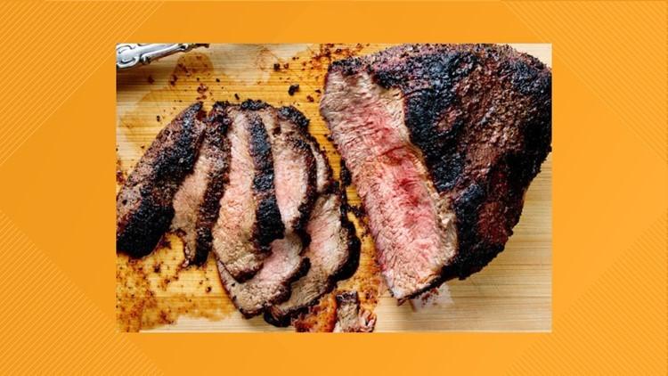 Tom's BBQ Forecast: Grilled Tri-Tip