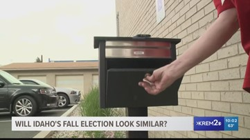 Idaho elections offices work through first-ever mail-in primary