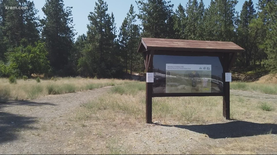 Dishman Hills to remain open during DNR public lands closure