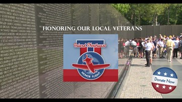 Donate to the Inland Northwest Honor Flight