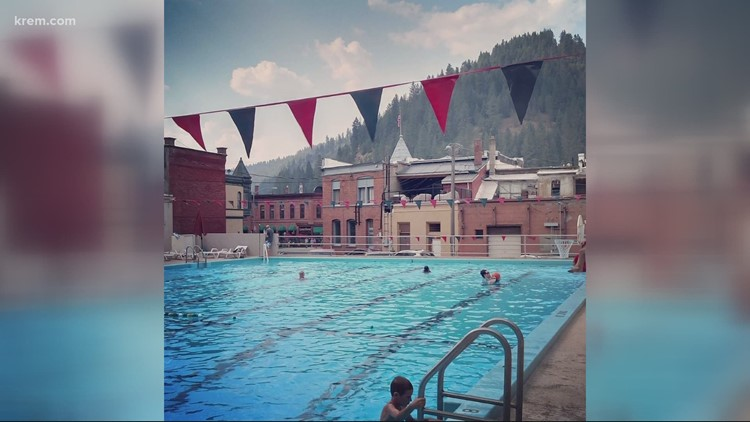 Historic Wallace City swimming pool to reopen in 2022