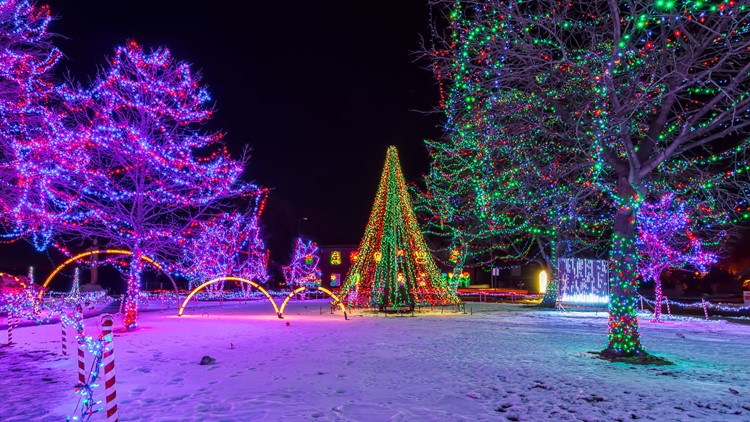 Send us your holiday lights photos on the KREM 2 App!   krem.com