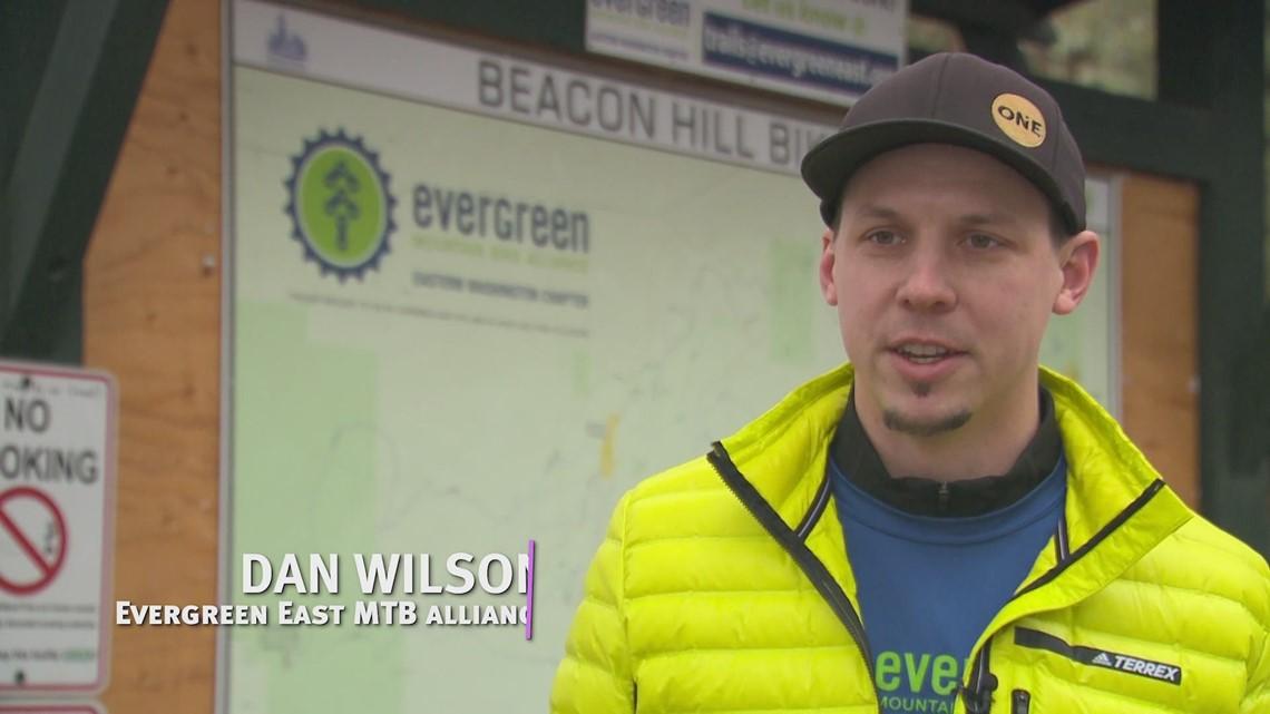 Winner of Who Do You Love? Healthy Life: Evergreen Mountain Bike Alliance