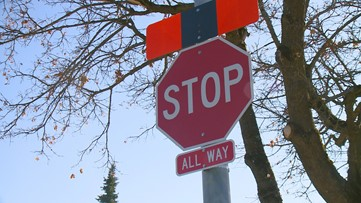 New stop sign on Grand Blvd. and High Dr. confuses some drivers