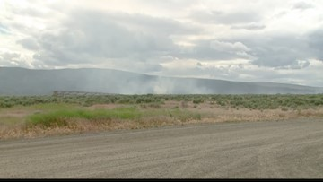 243 Fire in Grant Co. could be contained by Friday