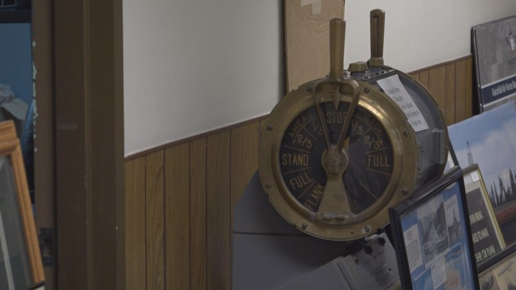 Photos: Artifacts from Spokane's Honor Point Museum
