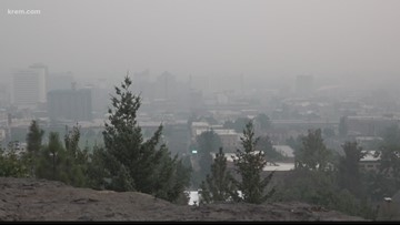 Spokane sees far better air quality in August 2019 so far compared to 2018