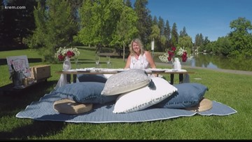 New business brings luxury picnicking to Spokane parks