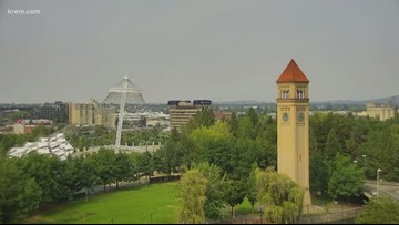 Spokane air quality 'good' after a week of wildfire smoke