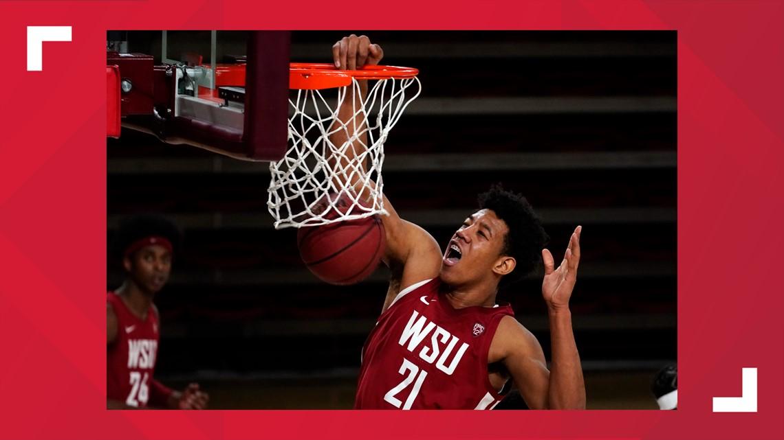 Washington State forward Dishon Jackson ready for USA FIBA U19 training camp