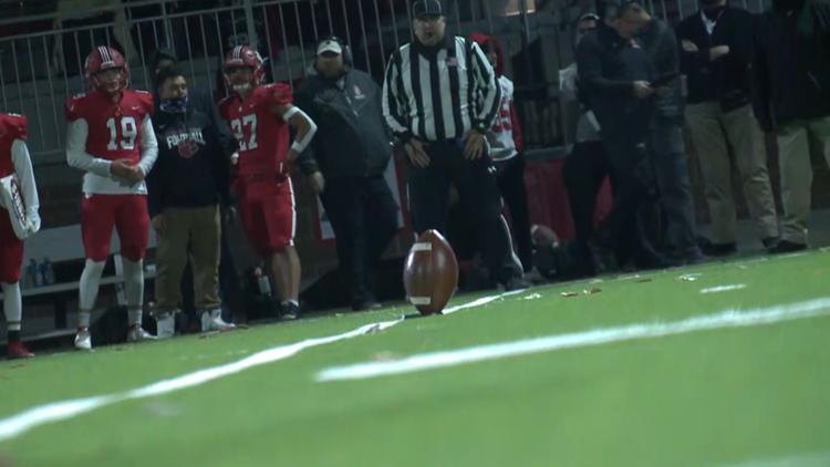Idaho high school football: Week two playoff highlights