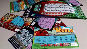 Some Washington lottery tickets still for sale despite jackpots already claimed