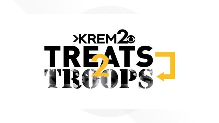 Treats 2 Troops Gift Registry