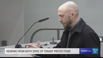 Tenants, landlords sound off on delaying tenant protections